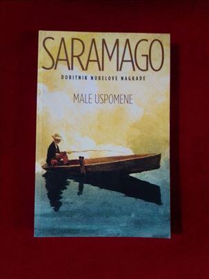 Saramago-dobitnik Nobelove nagrade- Male uspomene