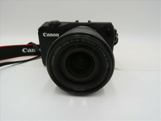 Canon EOS M + Canon 18-55mm IS STM