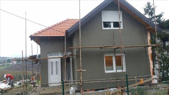 Izgradnja zidanih kuća povoljno i brzo