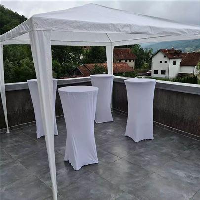 Navlake i stolnjaci za barske stolove