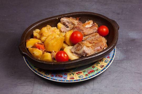 Jela ispod saca Pancevo