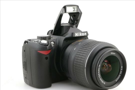Nikon D60 + 18-55mm VR (15.517 okidanja)