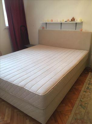 Bracni krevet sa dusekom (Simpo)