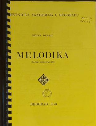 Melodika - Dejan Despić
