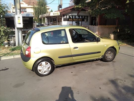 Renault Clio Clio 1.5 dCi