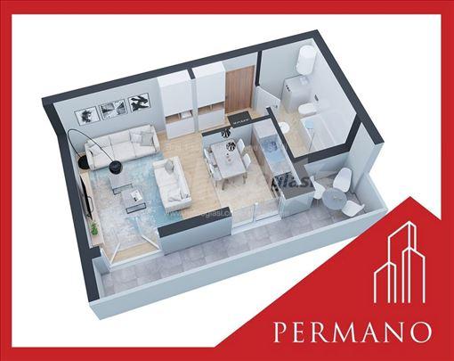 Novogradnja,1750e/m2,Povrat PDV,Podbara,40m2