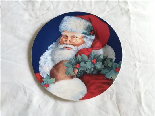 Božićni / Novogodišnji tanjir Novo