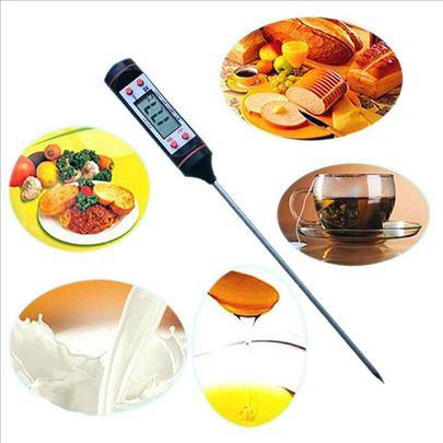 Digitalni termometar za hranu sa 15cm sondom