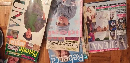 Časopisi za pletenje