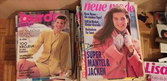 Časopisi za šivenje