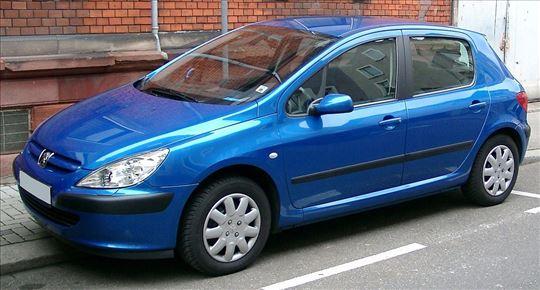 Peugeot 307 2.0HDI- u delovima