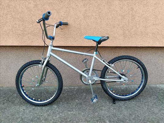 """Bicikl Bmx sivi 20"""""""