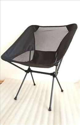 Kamperska stolica - pecaroška, planinarska sklopiv