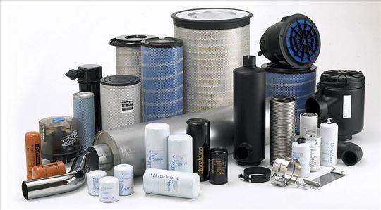 Filteri za građevinske mašine