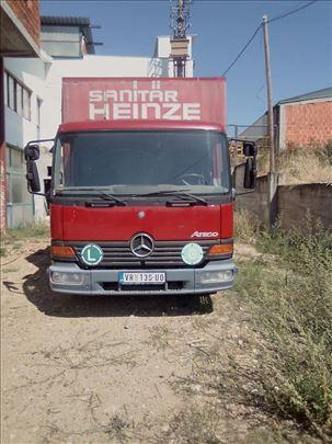 Mercedes-Benz Atego 812
