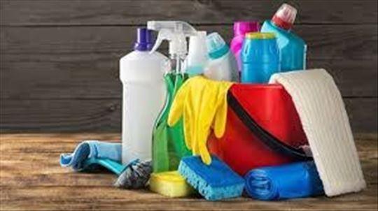 Čišćenje poslovnog i stambenog prostora