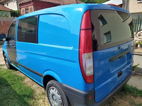 Mercedes Vito 115 CDI delovi