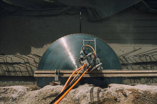 Sečenje i Bušenje betona dijamantskim alatima