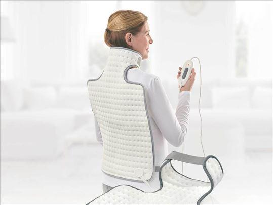 Električni jastuk za leđa i vrat
