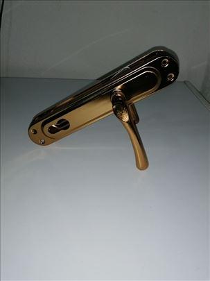 Kvake za drvena vrata sa oprugom model 16 Novo