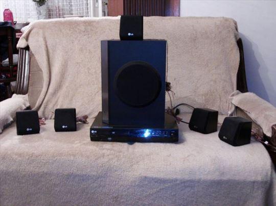 LG DVD Home Sinema sistem HT-303 SD 300W