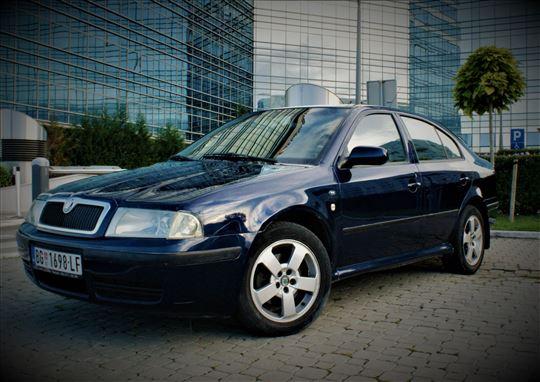 Škoda Octavia 1.8T