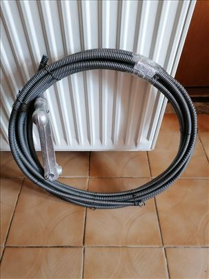 Sajla za kanalicacuju od 10 metra debljine 12 mm