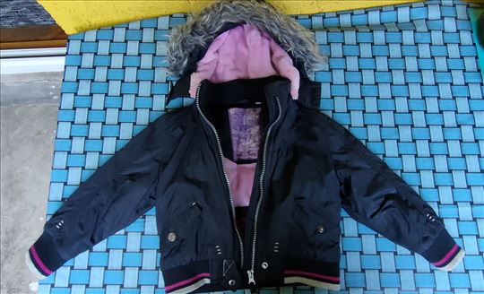 C&A Teget jakna sa kapuljacom PALOMINO  98cm