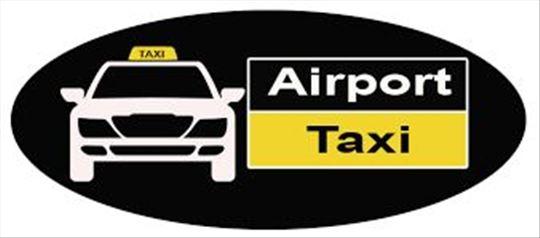 Novi Sad - Aerodrom Beograd - Novi Sad (taxi,cab)