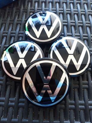 Cepovi alu felne VW Golf 8 56mm 65mm Pasat origina