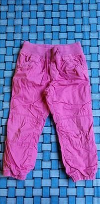 H&M Roze pantalonice Logg 98cm