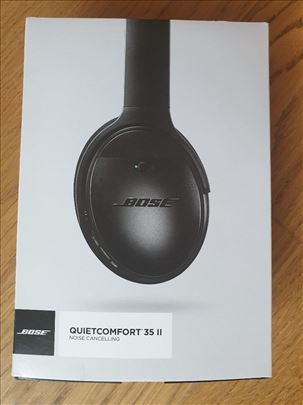 Bose QuietComfort 35 II wireless slusalice