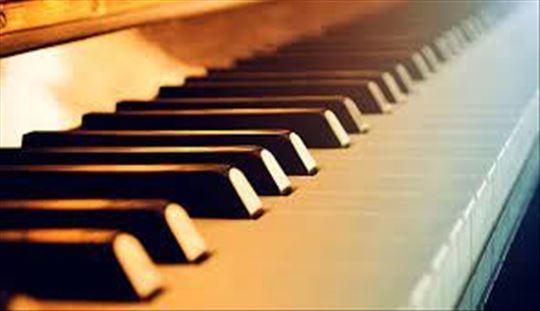 Časovi klavira