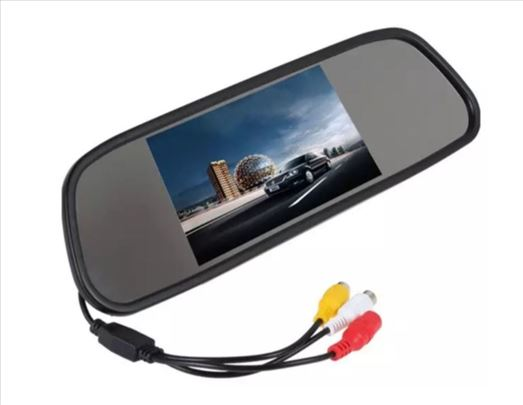 FULL LCD TFT Monitor 4.3 Inca Za Rikverc Kameru