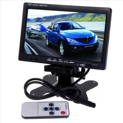 FULL LCD TFT Monitor 7 Inca Za Auto Kamere Nadzor