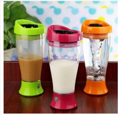 Mešajuća čaša mikser za Kafu,Coko Mleka,Milksejkov