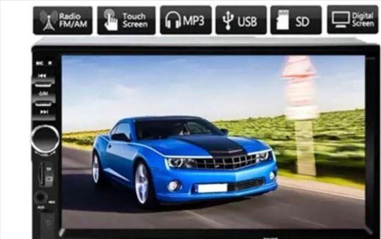 Multimedia 7 inc 2 din + Mirror Link + Blenda + Ri