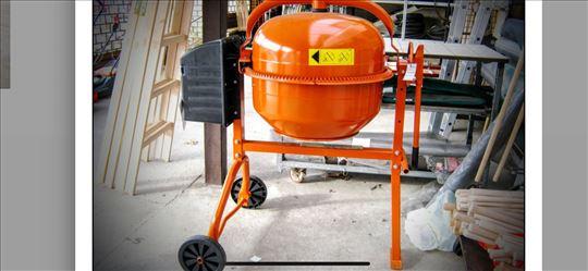 Iznajmljivanje mesaljice za beton
