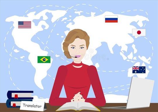 Prevodilac za engleski jezik