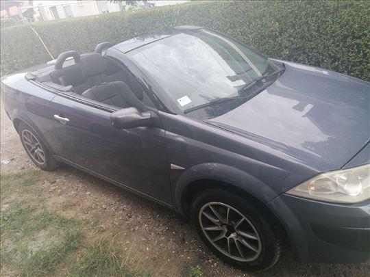 Renault Megane Karman kabriolet
