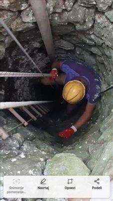 Čišćenje bunara
