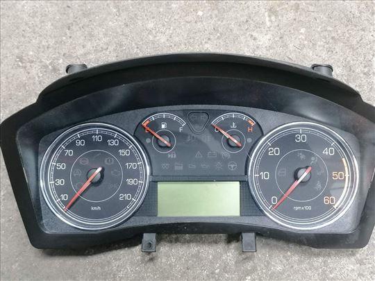 Fiat Croma 1.9jtd ristajling km sat