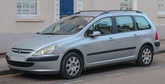 Peugeot 307 2.0HDI - svi delovi