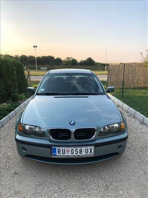 BMW 318 Restyling