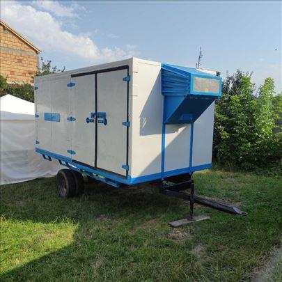 Hladnjača - mobilna