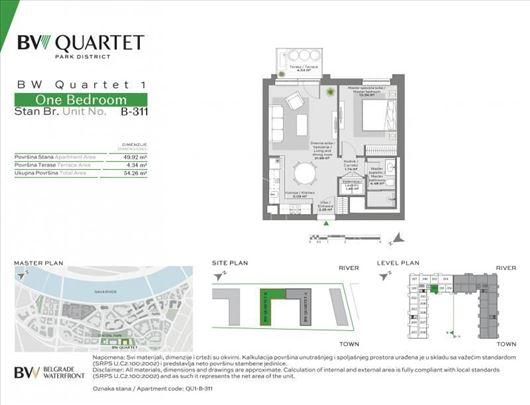 Quartet, odlična investicija, plaćanje na rate ID#