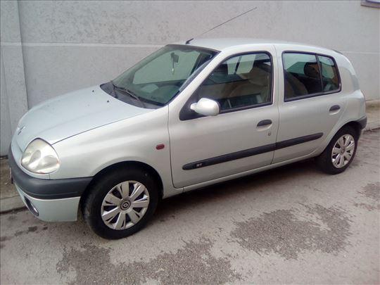 Renault Clio 1.2 sekvent plin