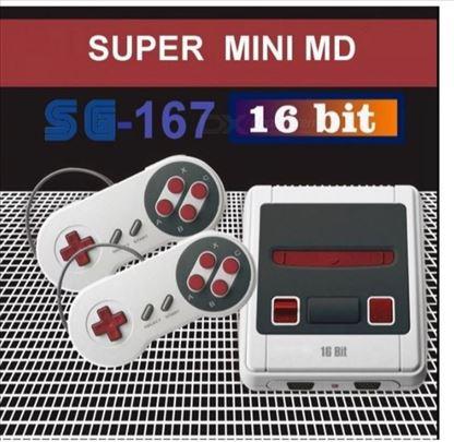 Super mini konzola MD SG-167