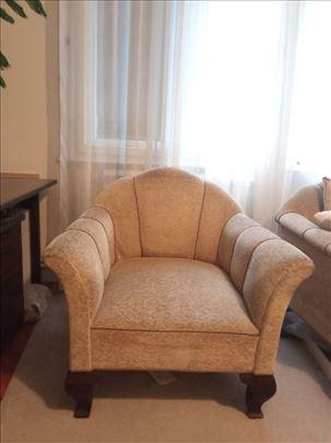Stilske fotelje 2 komada