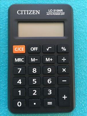 Džepni kalkulator Citizen LC-310NR